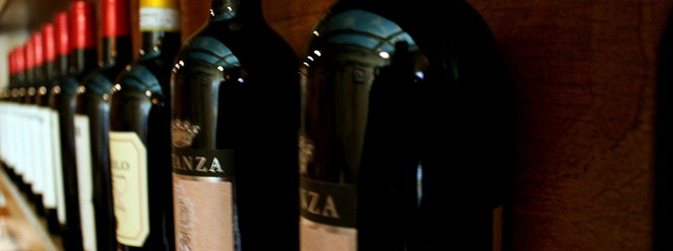 FULL SELECTION OF FINE WINES